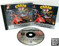 Crash Bandicoot 2 ~ PlayStation PS1 Platinum Game ~ PAL *Excellent CIB*