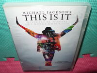 MICHAEL JACKSON - THIS IS IT -