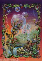 POSTER:ART:FANTASY:  DREAMLAND by MICHAEL DuBOIS - FREE SHIPPING ! #3216 LP57 R