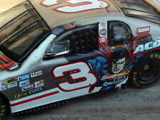 Nascar Dale Earnhardt Jr Raw Bare Metal Superman Diecast Racing Toy Car 1/64