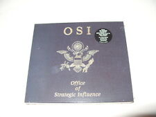 Office of Strategic Influence o.s.i (2012) cd New and Sealed