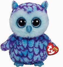 Ty Beanie Babies 37036 Boos Oscar the Owl Boo Buddy