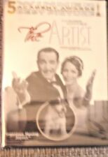 The Artist (DVD, 2012, Includes Digital Copy UltraViolet)