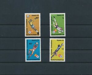 LN37020 Spain 1982 world cup football sports soccer fine lot MNH