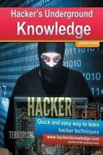 Hackers Underground Knowledge: Quick and easy way to learn secret hacker techniq