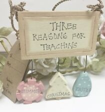 SHABBY CHIC EAST OF INDIA FRIENDSHIP FRIEND LOVE SIGN PLAQUES VINTAGE RETRO GIFT