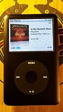 REFURBISHED Apple iPod classic THIN 7th Gen Black (160 GB)  Warranty