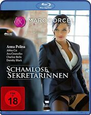 Schamlose Sekretärinnen - Marc Dorcel - Blu-Ray - NEU & OVP - FSK 18