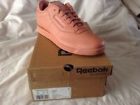 Reebok Classic Princess Spirit trainers size 8.5 brand new boxed freepost