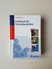 Lehrbuch für Tierheilpraktiker von Sylvia Dauborn (2009, Gebunden)