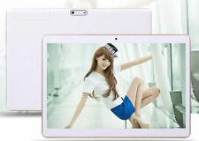 "9,6"" Pollici Tablet PC Quad Core * 32gb * Android 5.1.1 TAB PAD 4x 1,5ghz BIANCO/ORO"