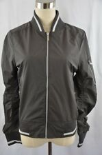 French Connection FCUK Olive Women's Size XS Full Zipped Bomber Jacket Brand NEW