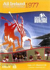 1977 GAA All Ireland Hurling Final:  Cork v Wexford  DVD