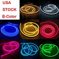 DC12V High Flex Silicone Neon LED Rope Light Outdoor Commercial /Holiday Decor