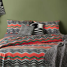 MISSONI Home VINICIO King  Duvet Cover Set with Two Pillowcases New AUTHENTIC