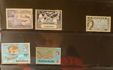 Bahamas Aircraft & Aviation Stamps Lot of 6 - MNH  - See Details for List