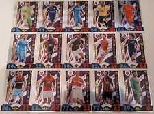 MATCH ATTAX EXTRA 2016/17 MAN OF THE MATCH CARDS MOTM pick choose 2016 2017