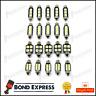 Festoon Canbus C10W 264 SMD LED LIGHT CANBUS interior Bulbs WHITE 31 36 39 41mm
