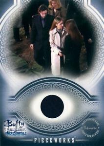 Buffy the Vampire Slayer Men of Sunnydale Pieceworks Card PW-2 Xander Harris
