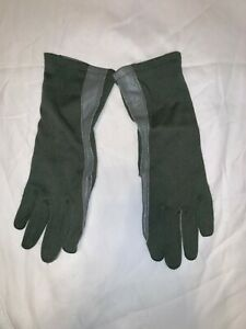 NEW MILITARY FOLIAGE GREEN SUMMER FLYERS TYPE 2 GS/FRP GLOVES