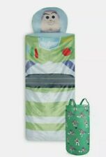 Toy Story Sleeping Bag Buzz Lightyear With Pillow & Carry Bag Primark Sleepover