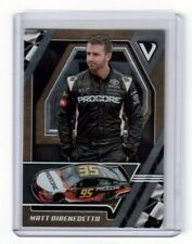 Nascar 2019 Panini Victory Lane Base Card Matt Dibenedetto Leaving Family Racing