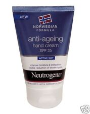 Neutrogena Norwegian Formula Anti-ageing Hand Cream  SPF 25 Active Soy  50ml