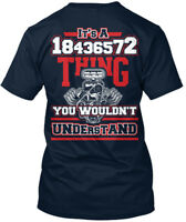 Muscle Car Lovers 18436572 Thing - It's A You Wouldn't Premium Tee T-Shirt