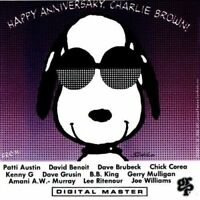 Various Artists - Happy Anniversary Charlie Brown / Various [New CD]