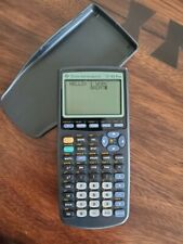 Texas Instruments Ti-83 Plus Graphing Calculator-No packaging, but never used.