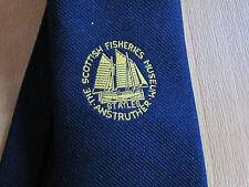 Il Museo della pesca ST Scottish Ayles anstruther Tie