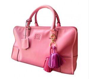loewe amazona lerther handbag
