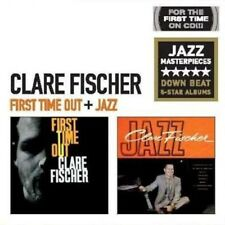Clare Fischer - First Time Out / Jazz [New CD]