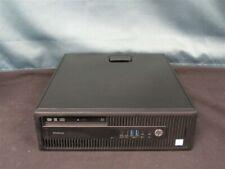 Hp EliteDesk 800 G2 Sff Barebones Pc Computer Tested!