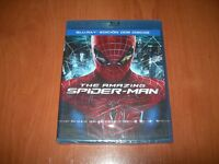 THE AMAZING SPIDER-MAN BLU-RAY EDICIÓN 2 DISCOS (PRECINTADO)
