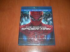 THE AMAZING SPIDER-MAN BLU-RAY EDICIÓN 2 DISCOS (PRECINTADO)