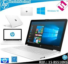 PORTATIL HP 15-BS510NS DUAL CORE CELERON N3060 1,6GHZ 15.6 8GB 1TB WIFI BT W10