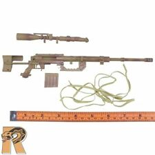 SF Mountain OPS - Sniper Rifle w/ Scope - 1/6 Scale - Very Hot Action Figures