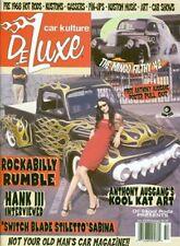"CAR KULTURE DELUXE MAGAZINE - #14 ""NEW""(Winter 2005) Presented by Ol' Skool Rodz"