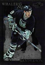 1995-96 Score Black Ice #111 Geoff Sanderson