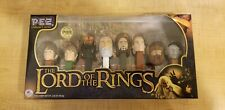 PEZ Collector's Series The Lord Of The Rings Pez Limited Edition Set