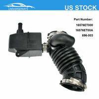 Engine Air Intake Hose Tube w// Upper Duct For Sentra 07 08 09 10 11 12 Replace OEM#16576-ET000 696-003