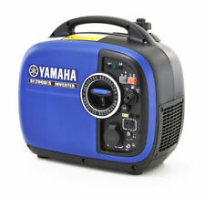 Yamaha EF2000iS, 2000w Inverter Generator Used.