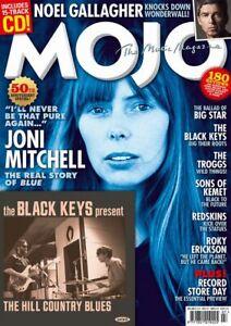 MOJO Joni Mitchell - Issue # 332 / JULY 2021 (NEW MAGAZINE & CD)