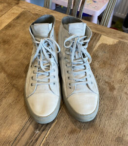 All Saints Circuit High Top Trainers 11/45