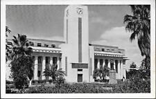 Bulawayo, Zimbabwe - Town Hall - postcard c.1950s (South African)
