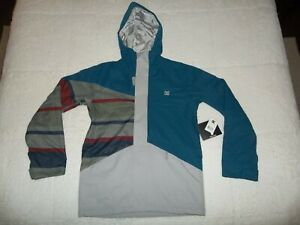 NWT TAGS! DC SHOES OUTERWEAR 10K SNOWBOARDING SKI SNOW JACKET COAT ADULT MENS XS