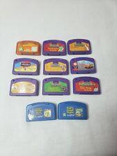 Lot of 11 Leapfrog Explorer LeapPad Games