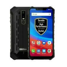 Ulefone Armor 6E Unlocked Android 9 IP68 Outdoor Smartphone (Black) SHIPS FAST
