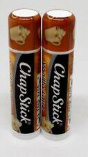 2 Chapstick Befeuchtend Lippenbalsam Vanille Latte Verpackt für Ihr Schutz